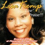 Lisa Kemp - Live Praise!!!