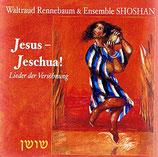 Waltraud Rennebaum & Ensemble SHOSHAN - Jesus-Jeschua! (Lieder der Versöhnung)