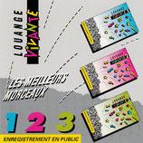 Louange Vivante - Les Meilleurs Morceaux 1 & 2 & 3