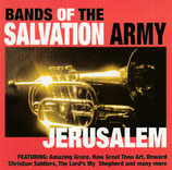 Bands Of The Salvation Army - Jerusalem