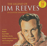 Jim Reeves - The Legend of Jim Reeves : 20 Country Favourites