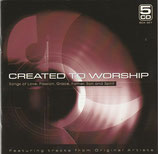 Kingsway Music : Created To Worship - Songs of Love, Passion, Grace, Father, Son and Spirit (5-CD Box)