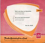 Evangeliumsterzett Stuttgart - Frohe Botschaft im Lied 45652
