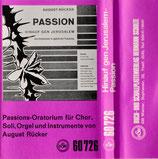 Jugend für Christus Chor - Hinauf gen Jerusalem (Passions-Oratorium von August Rücker)