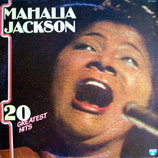 Mahalia Jackson - 20 Greatest Hits