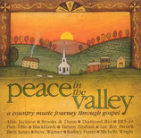 A Country Music Journey Through Gospel - Peace In The Valley (Various)-