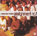 L.Spenser Smith & TESTAMENT - Assignment no.1