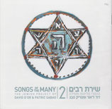 David D'or & Patric Sabag - Songs of the Many 2