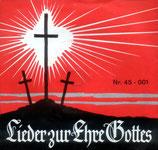 Franz & Irma Kramaric - Lieder zur Ehre Gottes 001