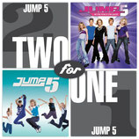 Jump 5 - Two For One : All The Time In The World / Jump 5 (2-CD)