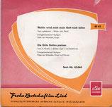 Evangeliumsterzett Stuttgart - Frohe Botschaft im Lied 45644