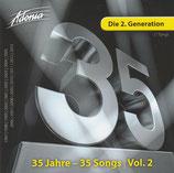 Adonia - Die Anfänge : 35 Jahre - 35 Songs Vol.2