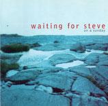 Waiting For Steve - on a sunday
