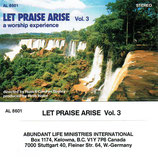 Herbert Issler - Let Praise Arise Vol.3