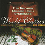 German Classic Rock Orchestra - World Classics