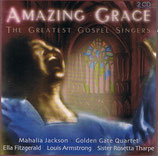Amazing Grace - The Greatest Gospel Singers