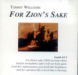 Tommy Williams - For Zion's Sake