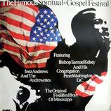 The Famous Spiritual+Gospel Festvial 1969