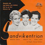 Sandvikentrion (Brigitta Prost, Kerstin Elm, Anna Lindh) (Hemmes Härold P 5190)
