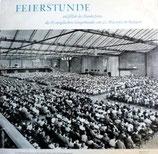 Evangelischer Sängerbund - Feierstunde