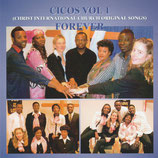 CICOS VOL.1 - Christ International Church Original Songs - Forever