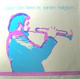 Bläserchor Pfalz - Lobet den Herrn in seinem Heiligtum (Vinyl-LP vg+)