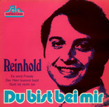 Reinhold Leimbeck - Du bist bei mir (1973)