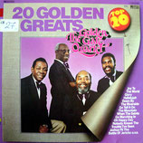 Golden Gate Quartet - 20 Golden Greats