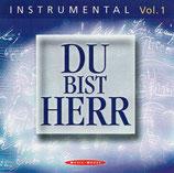Du bist Herr - Instrumental Vol.1