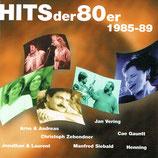 Pila Music - Hits der 80er 1985-89