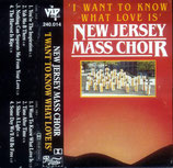 New Jersey Mass Choir - I Want To Know What Love Is