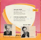 George Buttet & René Robert - Frohe Botschaft im Lied 45625