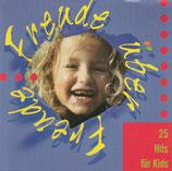Freude über Freude - 25 Hits für Kids (2-CD, Hänssler)