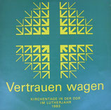"""Jugendchor """"Bunte Steine"""" Görlitz - Vertrauen wagen"""