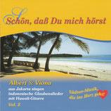 Albert & Viona - Schön, dass Du mich hörst