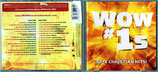 WOW No. 1 s 2011 : 30 Number 1 Christian Hits! (2-CD)