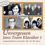 Unvergessen Janz Team Klassiker 1 - CD