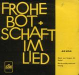 Franz Knies - Frohe Botschaft im Lied 45204