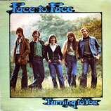 FACE TO FACE - Turning To You