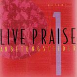 Live Praise - Anbetungslieder 1