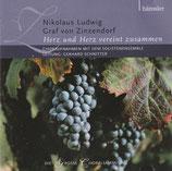 Solistenensemble - Nikolaus Ludwig Graf von Zinzendorf : Herz und Herz vereint zusammen