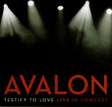 Avalon - Tesify to Love : Live