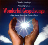 Claudia Kisslinger - Wonderful Gospelsongs