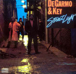 DeGarmo & Key - Street Light (CD im Jewel Case mit Inlet, aber ohne Original-Booklet)
