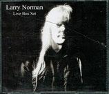 Larry Norman - Live Box Set (2-CD) (Jewel Box vorne u-hinten mit einem Sprung)