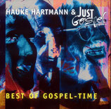 Hauke Hartmann & Just Gospel - Best of Gospel-Time
