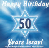 Benjamin Malgo - Happy Birthday Israel