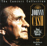 Johnny Cash - The Man In Black : The Concert Collection ; 22 Greatest Hits