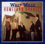 Homeland Quartet - Walt Mills & Homeland Quartet (BD)