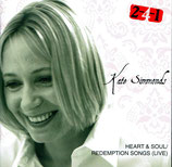 Kate Simmonds - Heart & Soul : Redemption Songs (Live) 2-CD